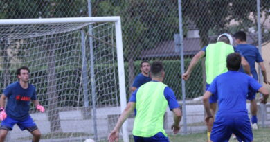 Il Riva torna in campo: iniziata la preparazione per la prossima stagione (fotogallery)